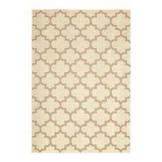 Geneva G2 5' x 7' Ivory/Tan Area Rug | Nebraska Furniture Mart