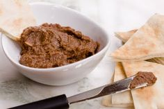 Chocolate Hummus - So Decadent That You Can Use It In Place of Chocolate Frosting (from Cupcake Project - cupcakeproject.com)