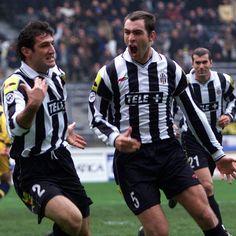 Ciro #Ferrara, Igor #Tudor e Zinedine #Zidane