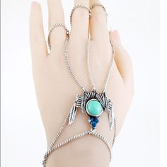 ✳final ️sale✳️ NWT Boho round ring bracelet Love these- perfect accessory for something a little out of the ordinary Jewelry Rings