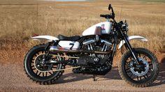 Harley-Davidson Roadster - Scrambler