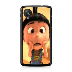 Agnes Despicable Me Nexus 5 case