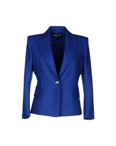 I found this great BALMAIN Blazer for $1200 on yoox.com. Click on the image above to get a code for Free Standard Shipping on your next order. #yoox