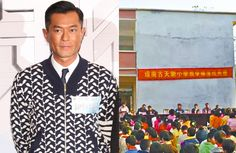 The Louis Koo's involvement in charity warms hearts everywhere.