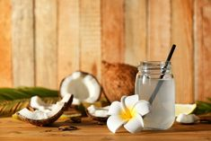 How To Turn Coconut Water Into A Fat Burning Detox Drink