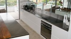 Incredibly prevalent Stainless Steel Benches from Australia Stainless Steel Fabrication, Commercial Kitchen Equipment, Stainless Steel Kitchen, Benches, Sydney, Australia, Home Decor, Banks, Decoration Home