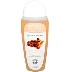 Bentley Organic Revitalizing Bodywash - Cinnamon Sweet Orange  Bentley Organic Bodywash is Soil Association Certified providing an environmentally sustainable natural choice.  Soothing Cinnamon Extract blended with Sweet Orange and Clove Bud Oils to nourish and revitalize the skin.  Each of the Bentley Organic Bodywashes are made with officially Certified Organic Palm and Coconut Oils.