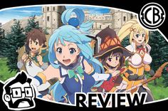 Review: KonoSuba 2! E.02  https://comicbastards.com/comics/review-konosuba-2-e02  #anime