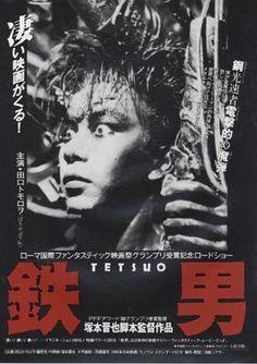 Tetsuo, The Iron Man / Shinya Tsukamoto (1989)