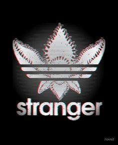 Stranger Things Adidas case, tshirt, hoodie, pillow