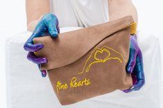 Items similar to Multi purpose bag on Etsy Mustard Yellow, Fanny Pack, Cross Body, Purpose, Crossbody Bag, Metallic, Hearts, Embroidery, Pocket