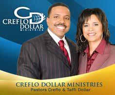 Pastors Creflo & Taffi Dollar