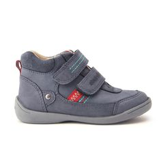 Super Soft Max in Navy Leather