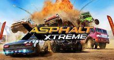 تحميل لعبة أسفلت اكستريم مهكرة + الداتا لأندرويد : Asphalt Xtreme