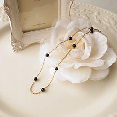 pebbly necklace  | 8,800yen