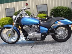 2007 Honda Shadow Spirit 750 for sale at Wengers of Myerstown. Only $4850 SOLD
