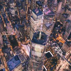 World Trade Center by @wingsairheli @kv.hn