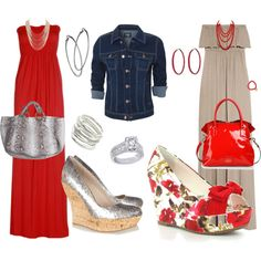 Swap Entire Accessory Package Ensemble, created by d1950 on Polyvore