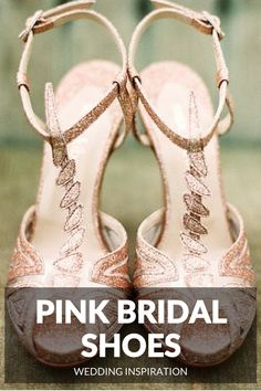 Four Reasons You Should Have Pink Bridal Shoes