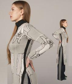 from the Norwegian designer Mette Møller Duster Coat, Winter, Jackets, Design, Fashion, Winter Time, Down Jackets, Moda, Fashion Styles