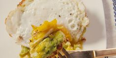 Best Avocado Cauliflower Toast Recipe - How To Make Avocado Cauliflower Toast