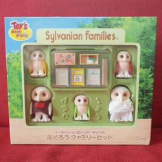 New Calico Critters Sylvanian Families  Heart Warming Life Series  Japanese book