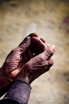 Begger's hands by ShaukatNiazi...!