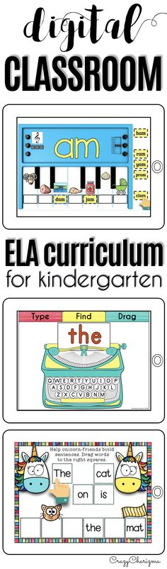 Use these Digital Word Work activities with your kids as engaging reading strategies for Google Classroom. Go paperless and embrace technology! Practice and review CVC words while reading words, sentences, and fluency passages. Have fun with teaching sight words and word families. The packet is perfect for 1:1 classroom in kindergarten, first grade, as well as second grade.