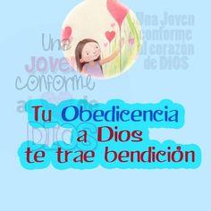 Tu obediencia a Dios te trae bendición.