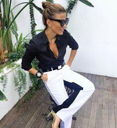 Ramona Filip, Casual Wear Women, Women's Casual, Fashion Outfits, Womens Fashion, Fashion Fashion, Street Fashion, Office Outfits, Office Wear