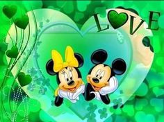 Mickey and Minnie Mouse. Disney Pixar, Disney Cartoons, Disney Love, Disney Characters, Walt Disney, Disney Stuff, Mickey And Minnie Love, Mickey And Friends, Mickey Minnie Mouse