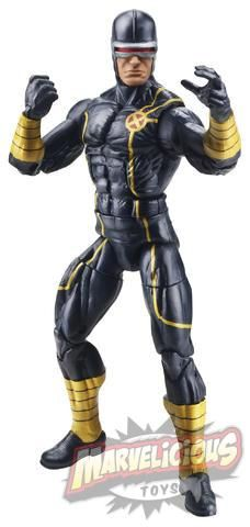 WOLVERINE MARVEL LEGENDS 6IN - CYCLOPS /// Marvelicious Toys - The Marvel Universe Toy & Collectibles Podcast
