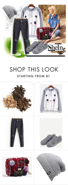 """""""shein 2"""" by aida-1999 ❤ liked on Polyvore featuring The North Face"""