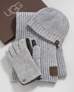 "Check out ""UGG Hat Scarf & Gloves Box Set"" decalz @lockerz"