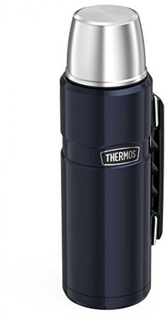 Portable Thermos Vacuum Stainless Steel King 40 Ounce Beverage Bottle Insulated