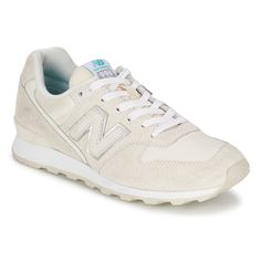 Baskets basses New Balance WR996 Céramique / Blanc