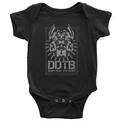 Check out this new Don't Dog The Boy... we just got in!  See more here: http://www.therealbigdeal.com.au/products/dont-dog-the-boys-baby-onesie-grey?utm_campaign=social_autopilot&utm_source=pin&utm_medium=pin