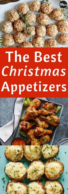 Keep those guests happy before the main meal this year with these fantastic and flavorful holiday appetizers. Perfect to whip up for the Christmas party, these appetizers are hearty without being too overly filling. With delicious dishes like crostini toasts, dips, and all kinds of cheeses, these appetizers are sure to become a festive addition to the party. | MyRecipes