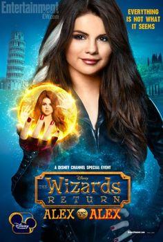 selena gomez movie posters | Selena The Wizards Return Movie Poster New York City Fan Meeting ...