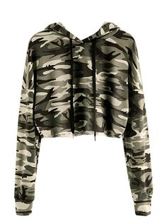 97e918563c3e0c MakeMeChic Women's Long Sleeve Letter Print Sweatshirt Crop Top Hoodies –  Lovely Novelty