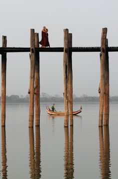 I have been to this exact spot in Myanmar
