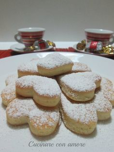 Soft biscuits with ricotta More The cravings seem itchy which have an irremediable need for a person to be scratched. Food cravings may exist described way an extreme desire around consuming specific foods . Italian Pastries, Italian Desserts, Italian Recipes, French Pastries, Cookie Recipes, Dessert Recipes, Biscotti Cookies, Italian Cookies, Biscuit Recipe