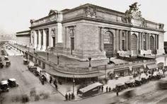 Grand Central Terminal, 1913