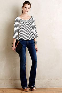 Citizens of Humanity Emmanuelle Flare Jeans - #anthroregistry