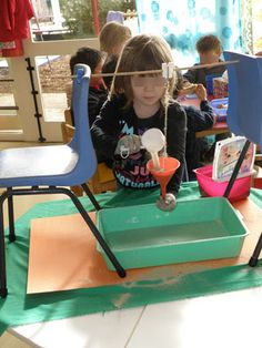 Irresistible Ideas for play based learning » Blog Archive » pendulum play