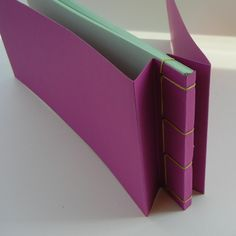 creative variation on a japanese stab binding