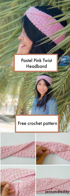 easy twist crochet h