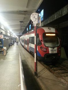 Warsaw light train 2