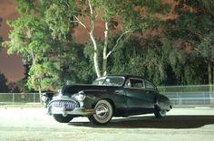 1948 Roadmaster Sedanette