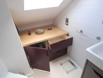 Carpenter & cabinet maker based in Hackney, London Bespoke Furniture, Furniture Design, Cabinet Makers, Furniture Making, Corner Desk, Plywood, Storage, Birch, London